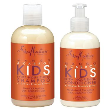 shea moisture, best curly hair products