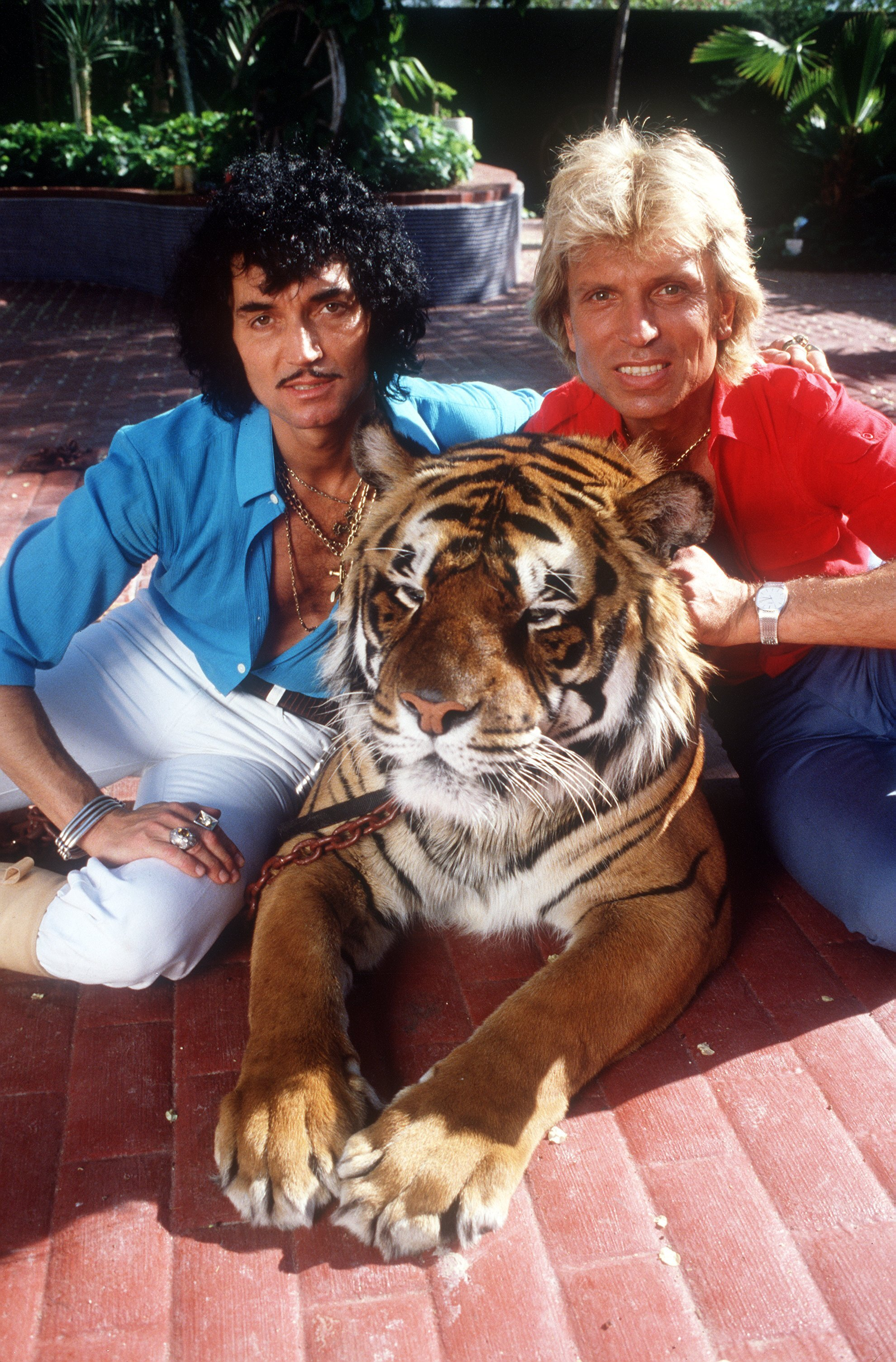 Photos of Siegfried and Roy's Style Through the Years
