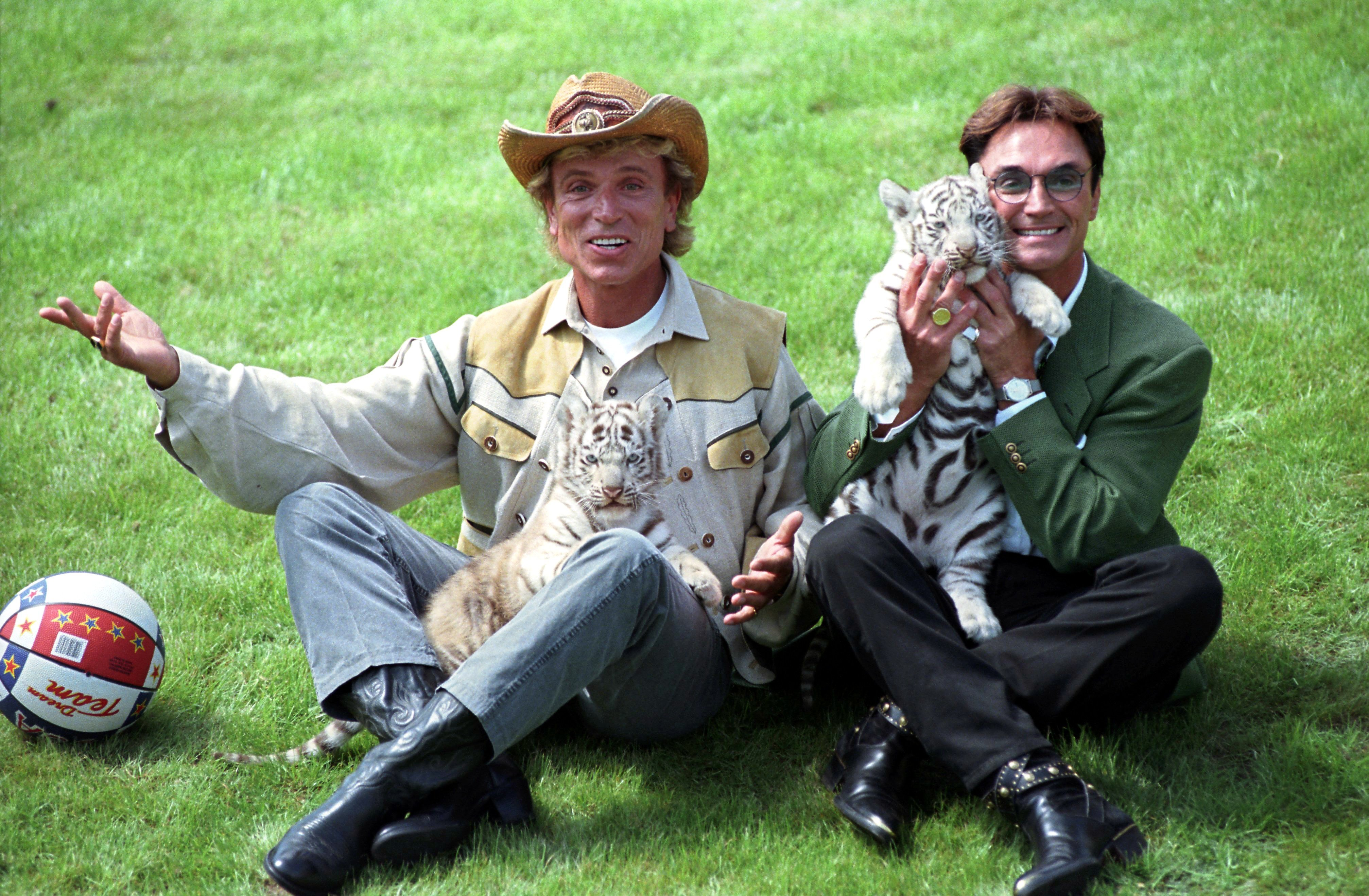 Siegfried and Roy: Remembering Their Flashy Style