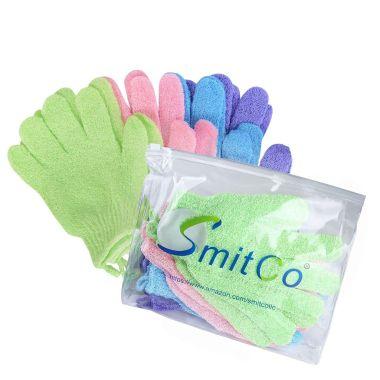 smitco, best exfoliating gloves