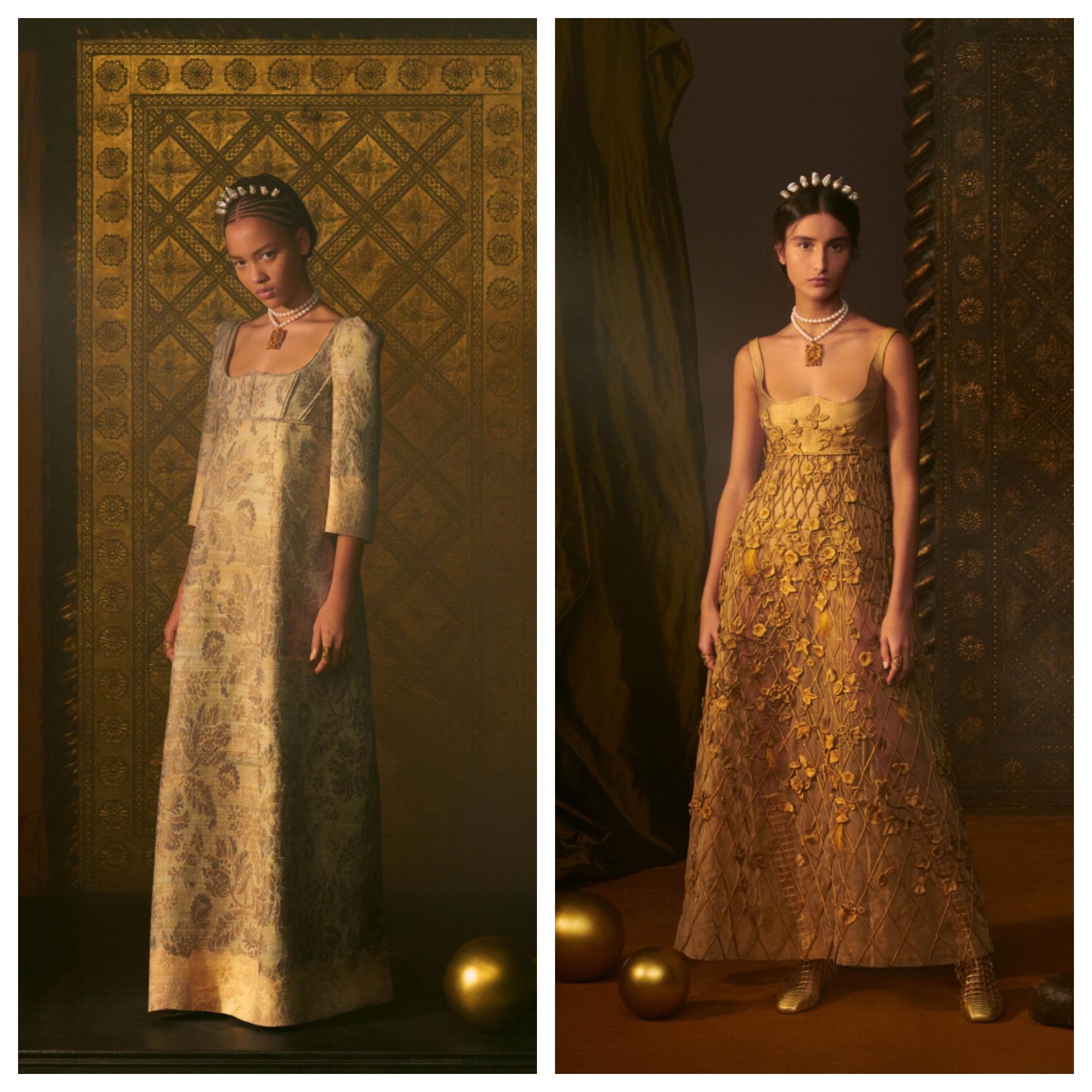 'Bridgerton' Fashion on the Spring 2021 Couture Runways