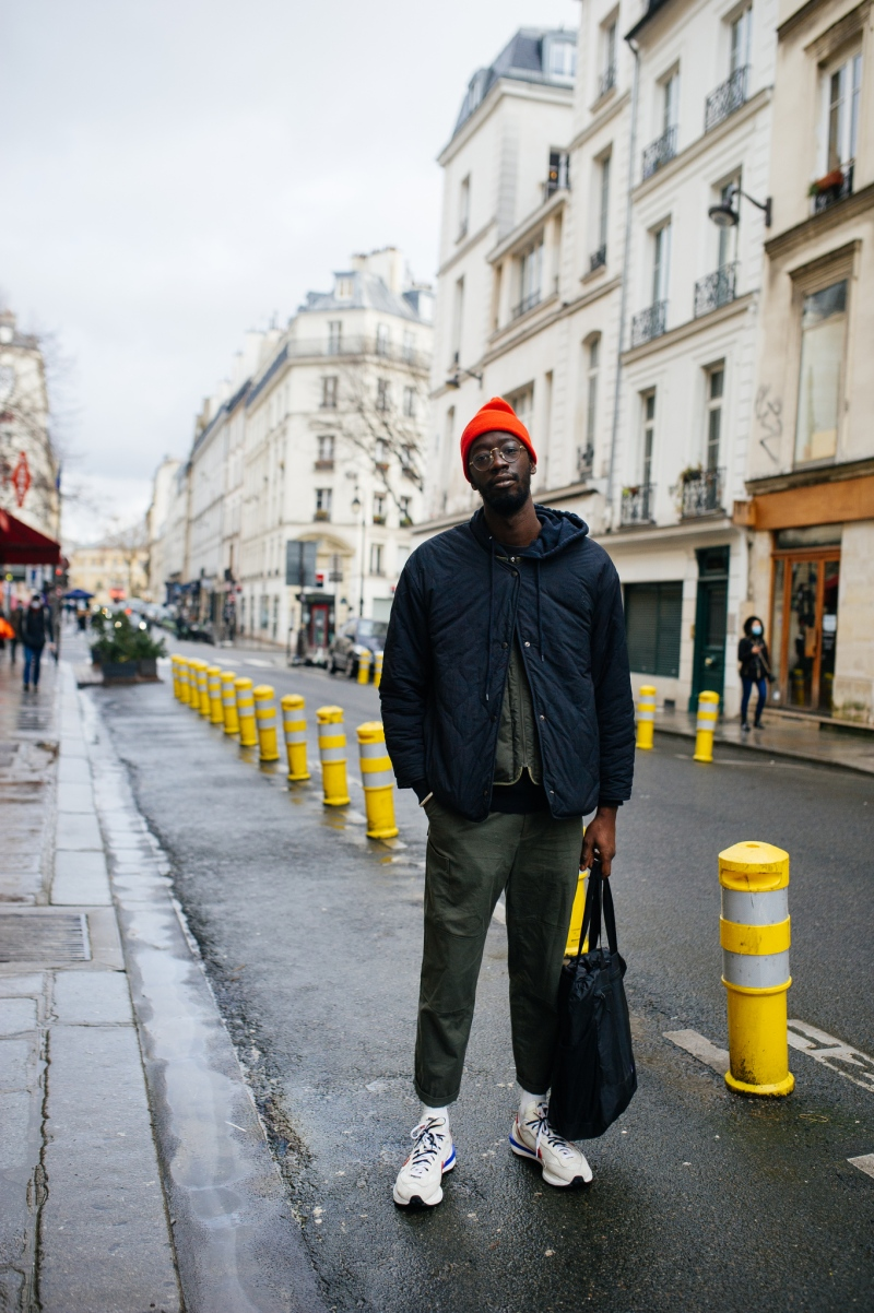 Street Style at Paris Fashion Week Men's Fall 20 [PHOTOS] – WWD