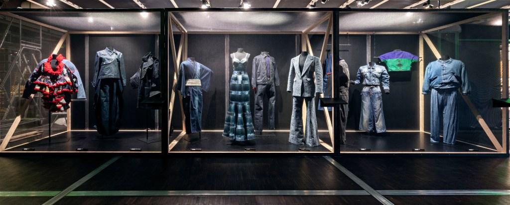 """A view of the """"Jean"""" exhibition at the Cité des Sciences et de L'Industrie."""