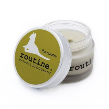 routine the curator, best natural deodorants
