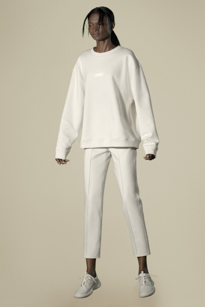 A look from LaPointe Essentials.