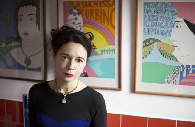 Orsola de Castro, fashion revolution, fashion, sustainability, activism, designer, mending, repair