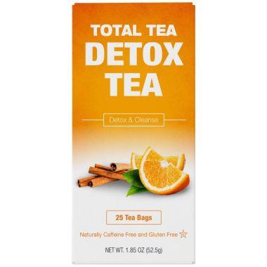 total tea, best detox teas