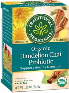 traditional medicinals, best detox teas
