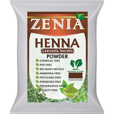 zenia, best henna hair dyes
