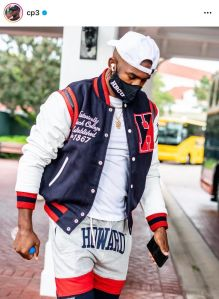 LeBron James, Chris Paul Make a Statement With Their Fashion – WWD