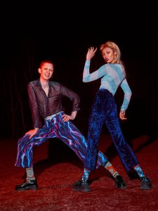 Happy Socks' David Bowie line.