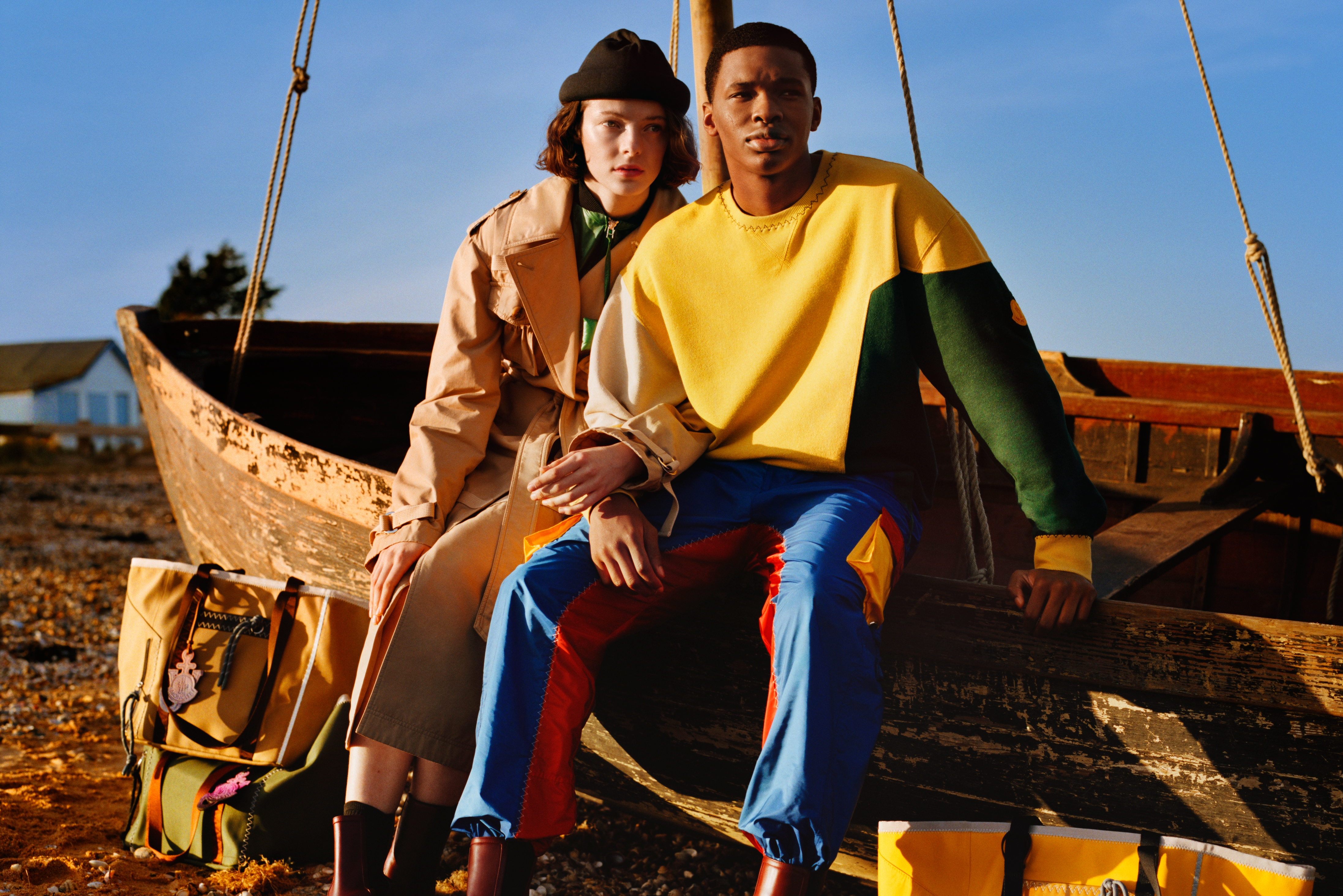 Moncler Genius JW Anderson spring collection