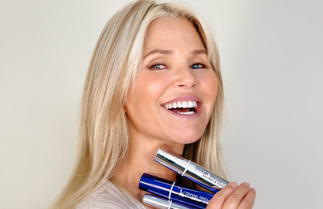 EXCLUSIVE: Supermodel Christie Brinkley Talks About the At-home Devices She Uses to Target Signs of Aging.jpg