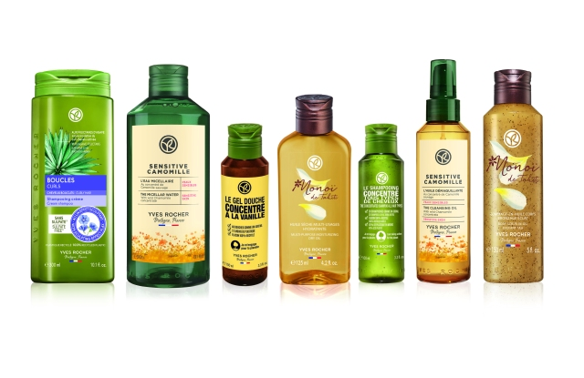 Yves Rocher products
