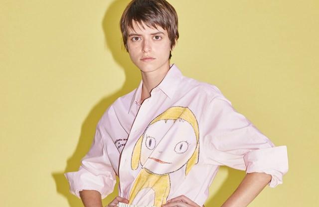Stella McCartney Shared in collaboration with Yoshitomo Nara