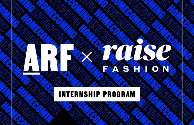 RAISEfashion and Anti-Racism Fund have worked on an internship program for candidates from HBCUs.