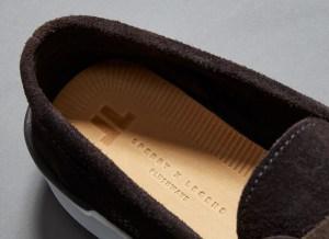 Sperry x Legend boat shoe.