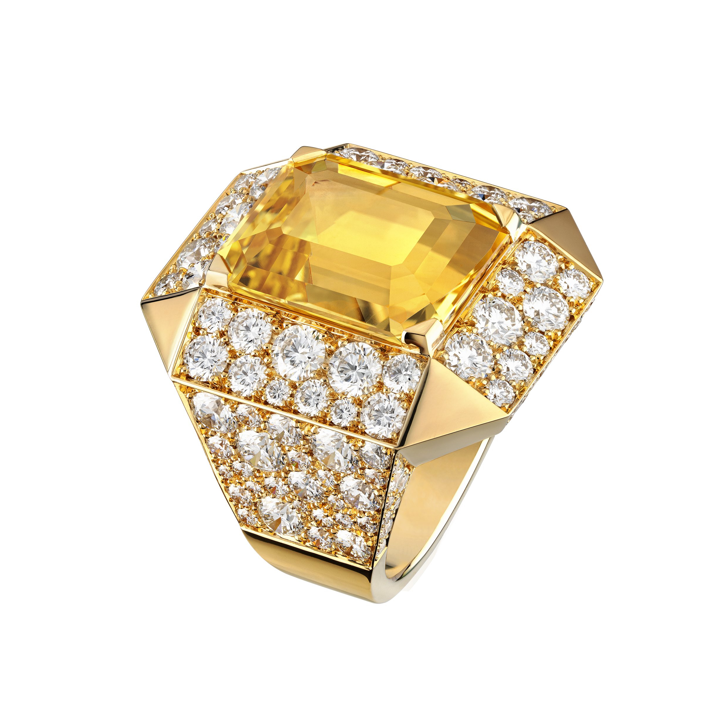 Chanel's Bague Cambon