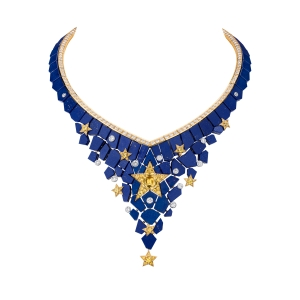 Chanel Constellation Astrale Necklace