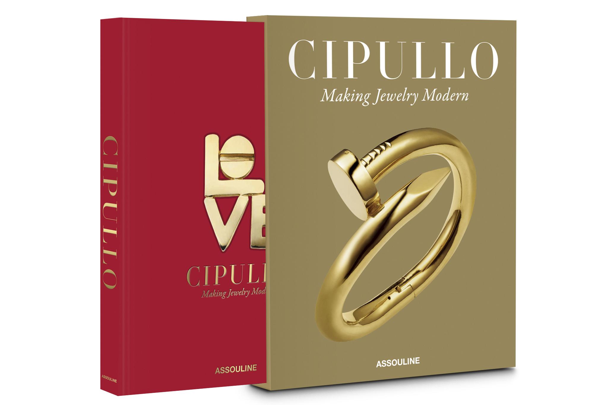 """""""Cipullo: Making Jewelry Modern"""" a survey of Cartier creator Aldo Cipullo."""