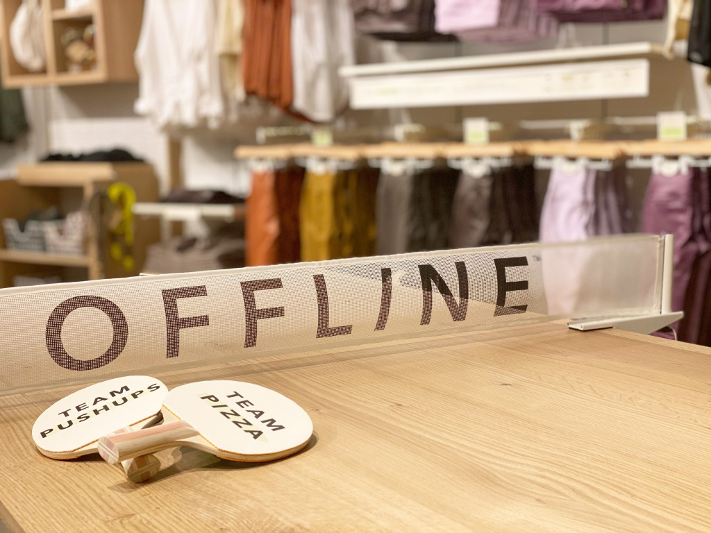 Offline by Aerie store