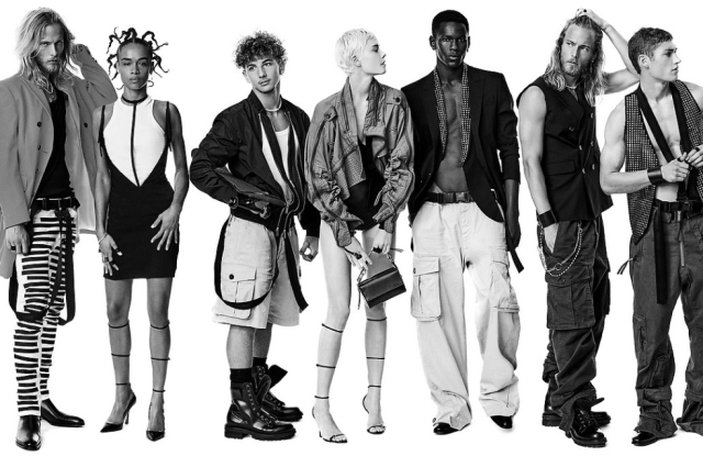 Dsquared2 spring 2021 advertising campaign