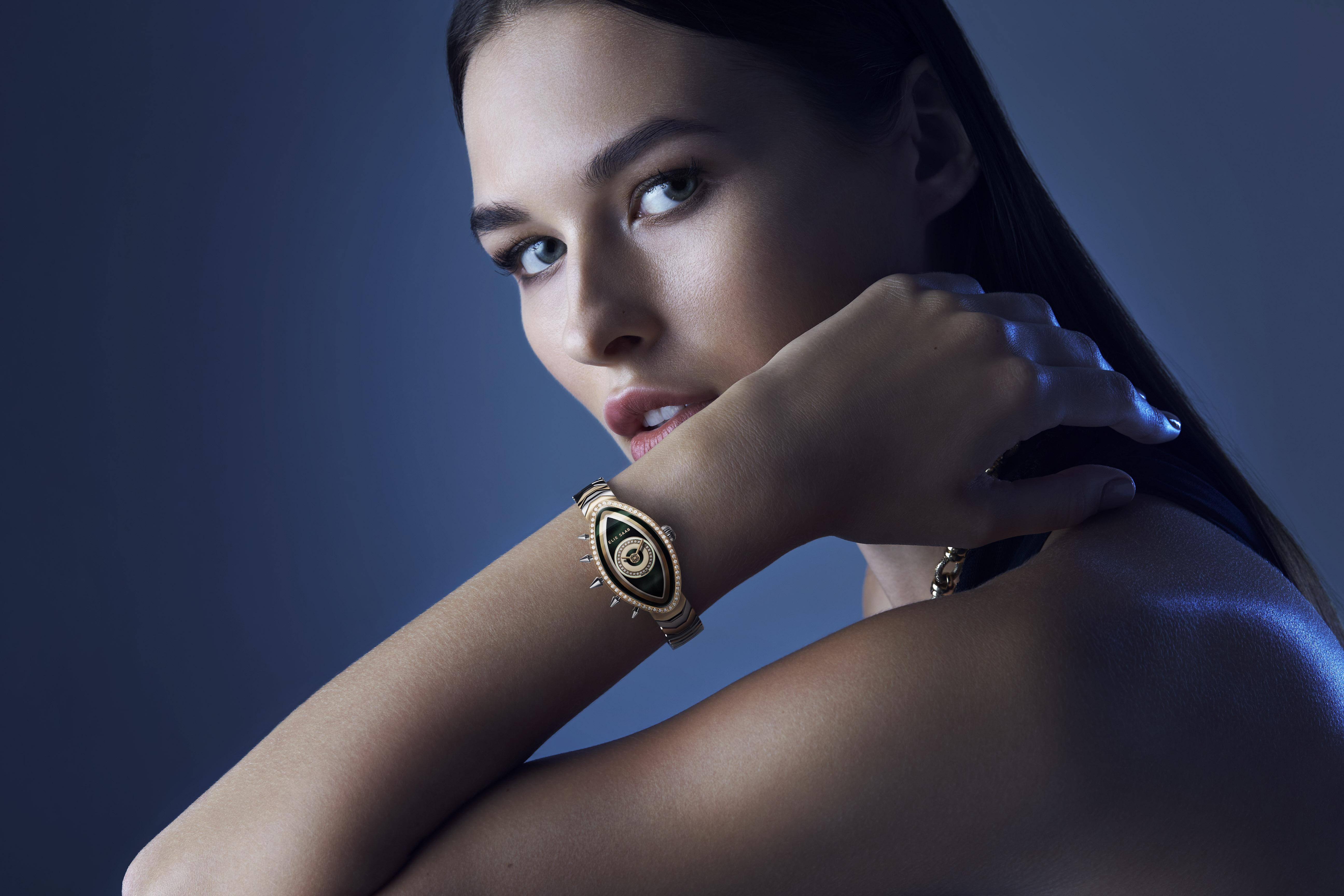 Elie Saab watches
