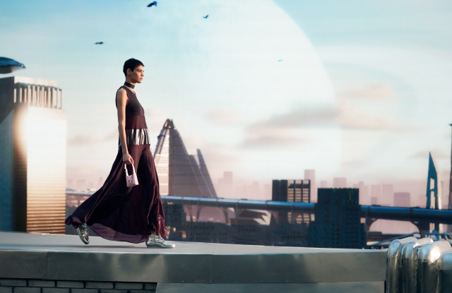 Salvatore Ferragamo Connects Future and Present with Fall 2021 Digital Show
