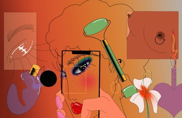 "An illustration from the new ""Beyond Beauty"" report prepared by Beautystack."