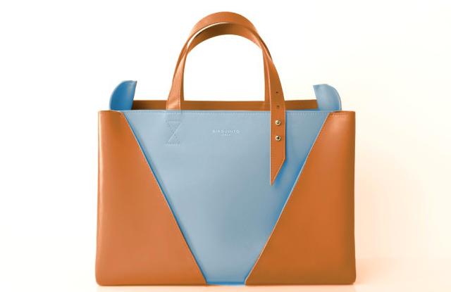 A Giaquinto bag.