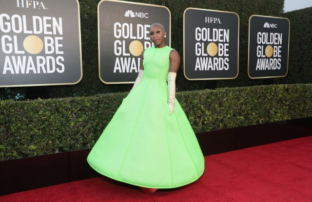 See What First Time Golden Globe Nominees Wore For the Virtual Ceremony.jpg