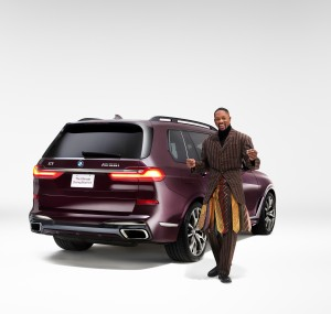 LaQuan Smith and BMW USA Gear Up for Content Series During NYFW – WWD
