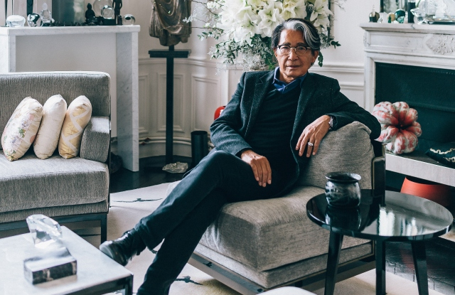 Kenzo Takada's Art and Furniture Collection to Be Auctioned.jpg