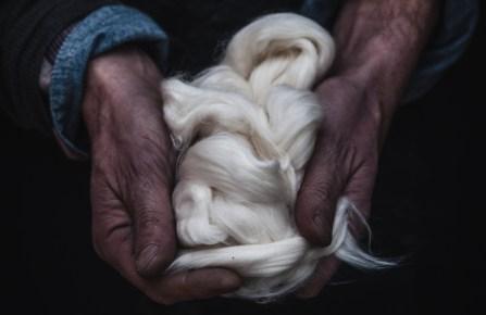Cotton yarns from Berto.
