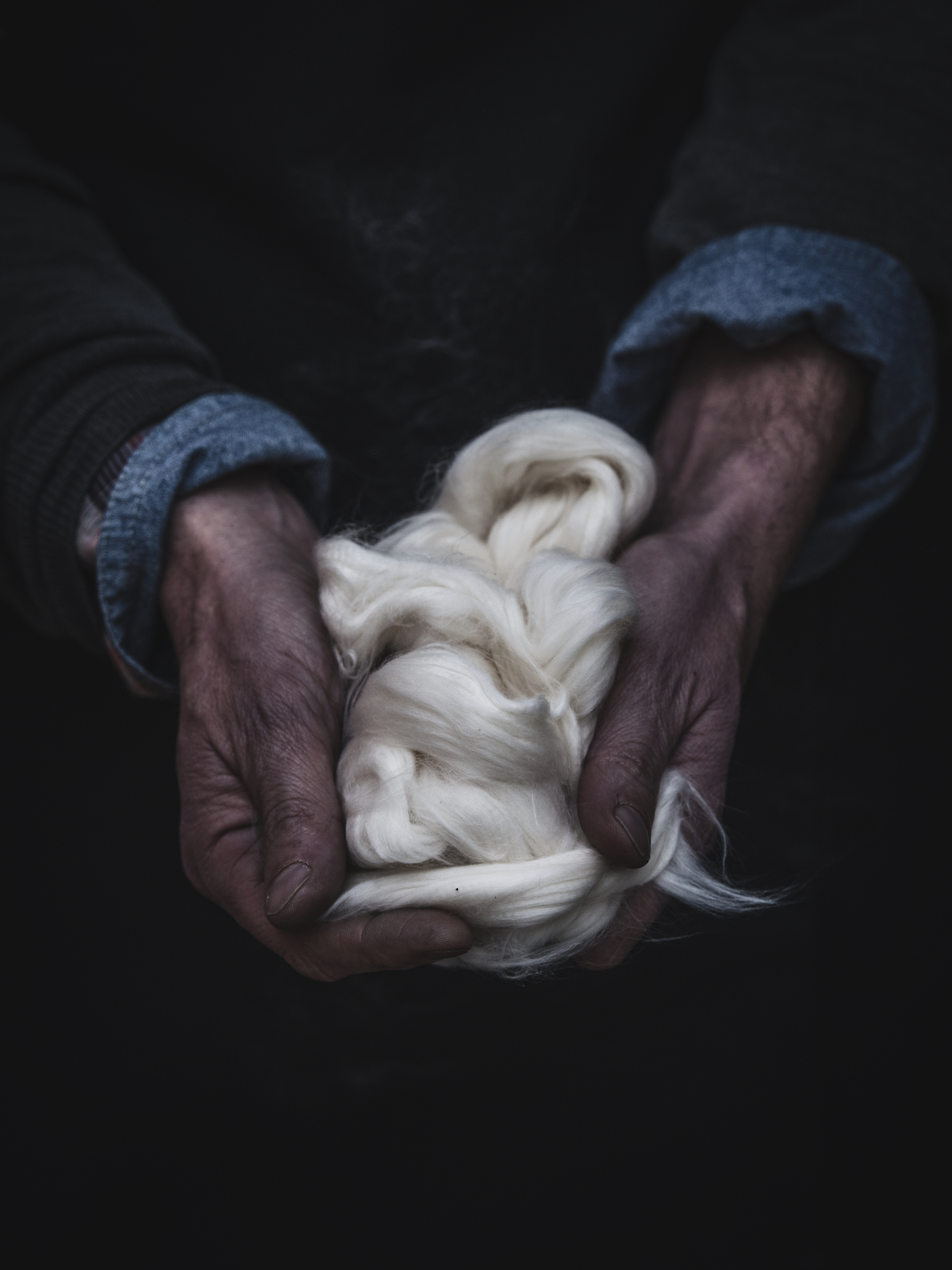 Cotton yarns from Berto.
