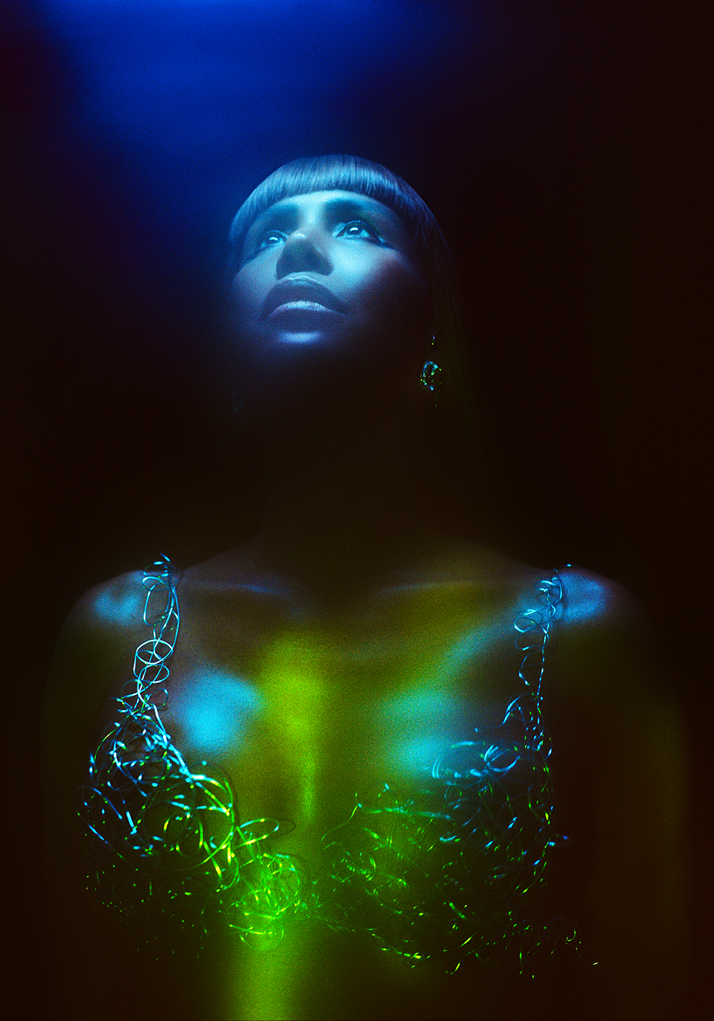 Honey Dijon photographed by Matt Lambert for CR Fashion Book