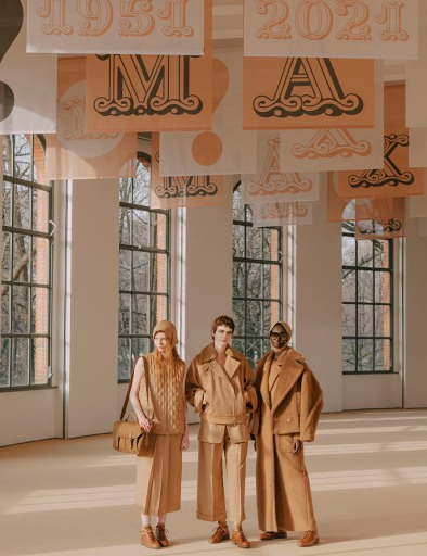 Max Mara RTW Fall 2021 Collection Preview