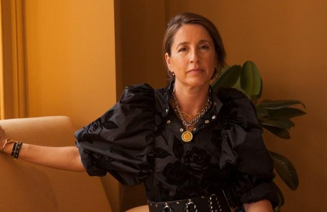 Natalie Kingham, global fashion officer at Matchesfaahion.