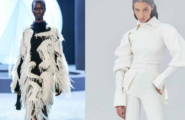 Milan Fashion Week's Fall 2021 Knitwear Trends