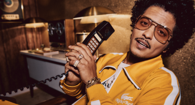 Lacoste Nabs Bruno Mars for First Fashion Collab, Debuts New L.A. Store