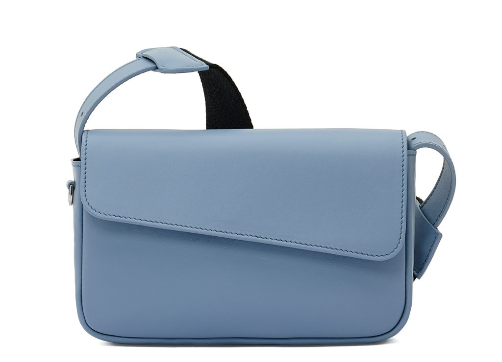"""The """"New Nomad"""" bag from Il Bisonte fall 2021 collection."""