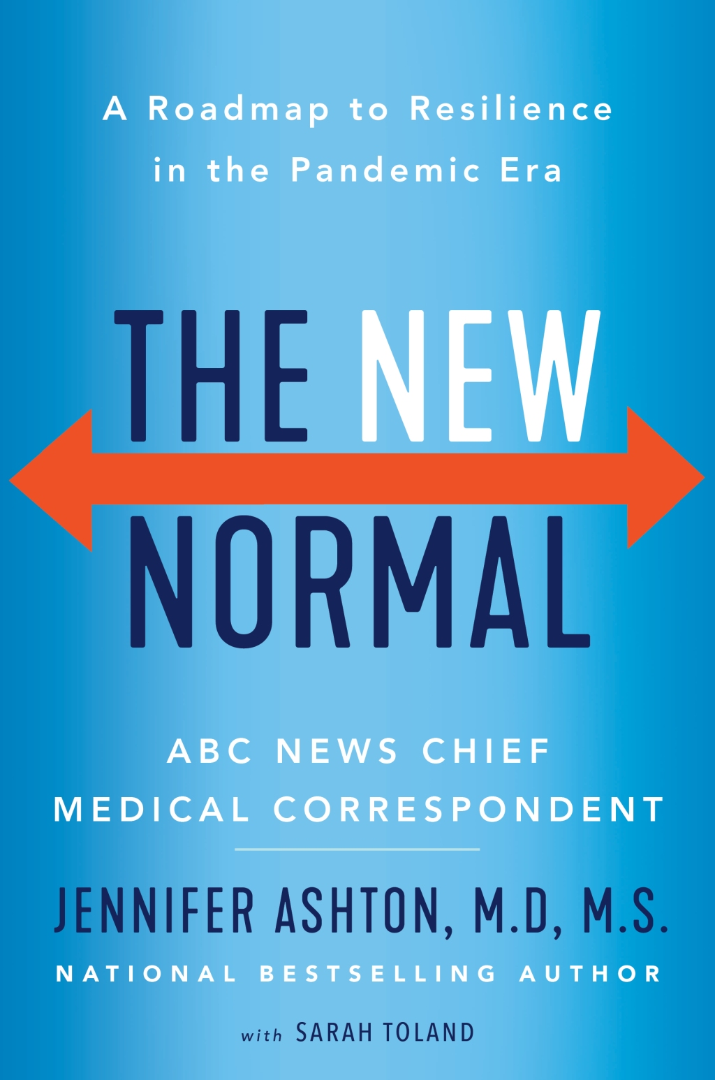 'The New Normal' by Dr Jennifer Ashton