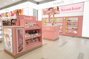 Benefit will offer services at Ulta's Herald Square location.