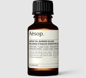aesop, best fragrance oils for candles
