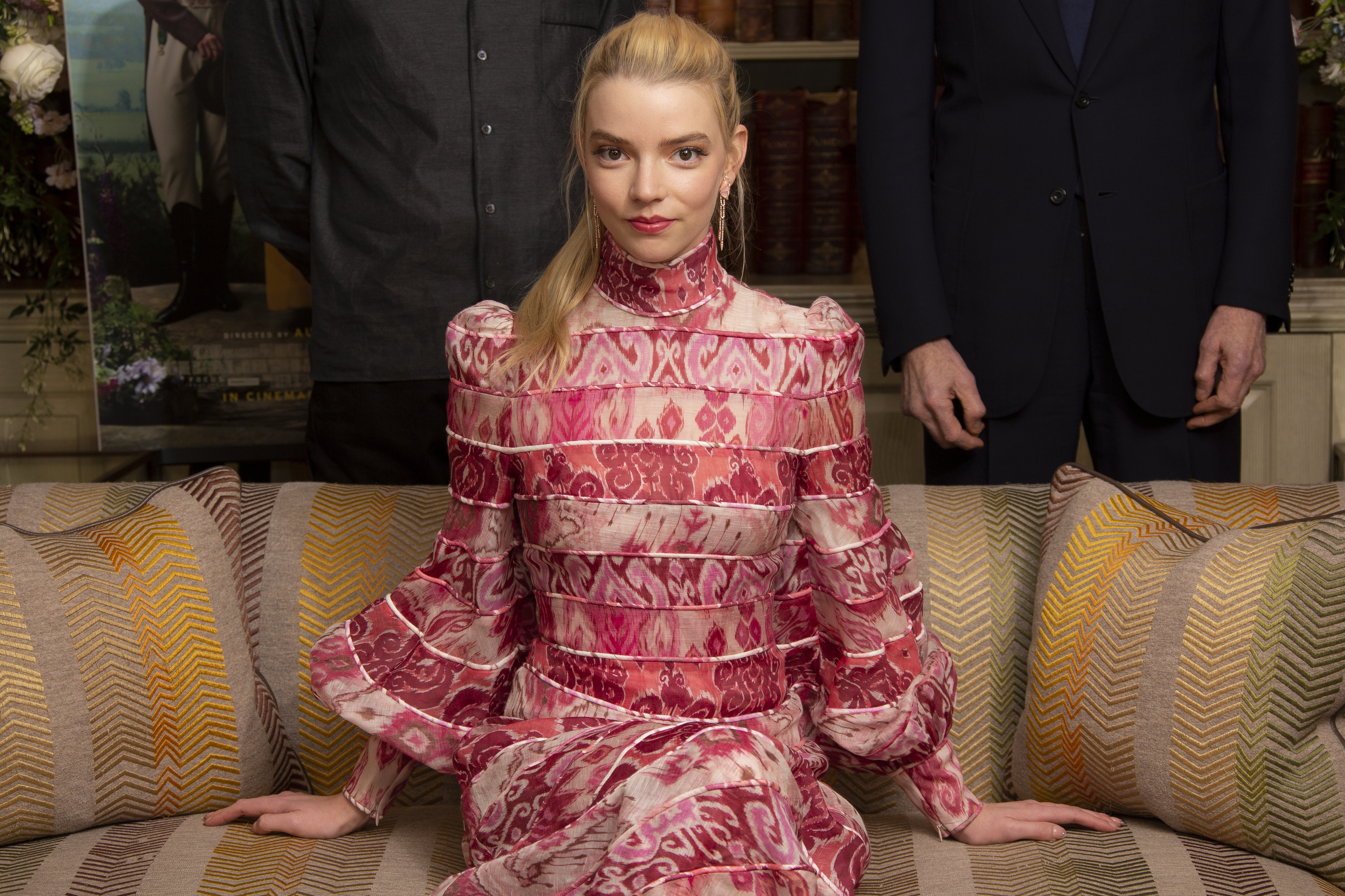 Anya Taylor-Joy's Style According to Law Roach