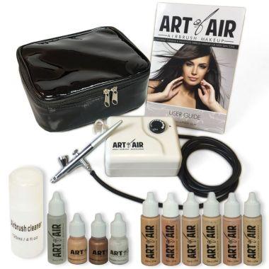 art of air, best airbrush makeup kits