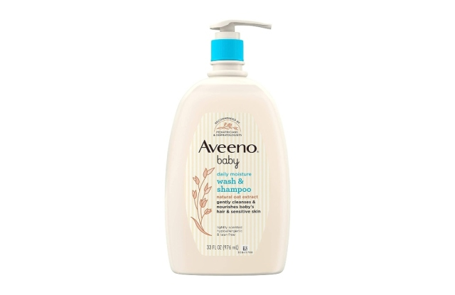 aveeno, best infant hair products