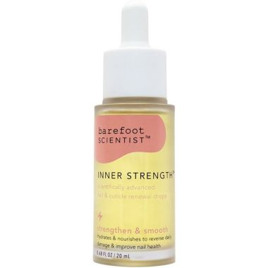 barefoot scientist, best nail growth serums