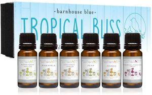 barnhouse blue, best fragrance oils for candles