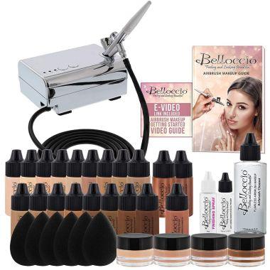 bellocio, best airbrush makeup kits